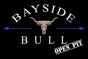 Bayside Bull Open Pit Edgewater Maryland BBQ